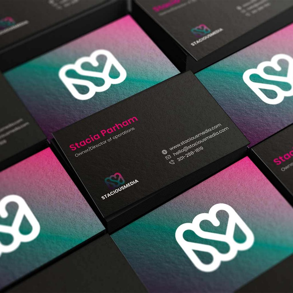 business cards event